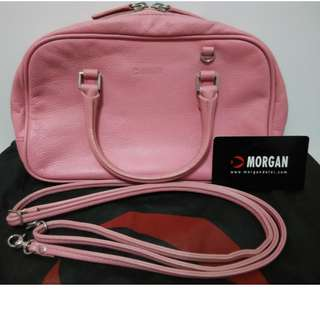 Authentic Morgan Bag (Two way: Hand Carry and Sling)