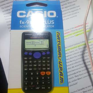 New casio fx-96SG PLUS calculator