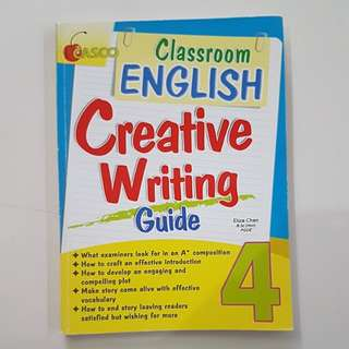 Creative writing guide 4.