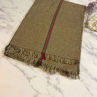 Made in Korea Gucci Style Scarf
