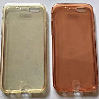 Case UltraThin Iphone 6/6s Full Body