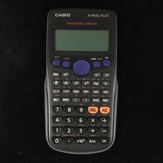 Casio Exam Calculator FX-96SG PLUS