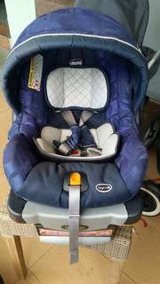 Chicco carseat carrier