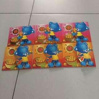 BN Bo Bear Red Packet