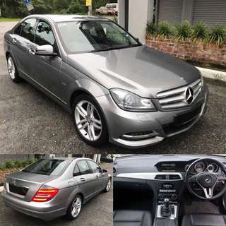 SAMBUNG BAYAR / CONTINUE LOAN  MERCEDES BENZ C250