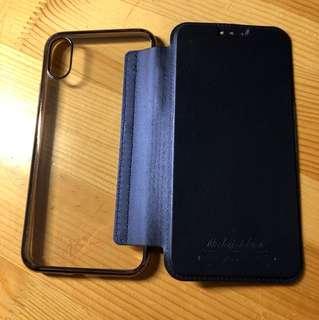 Iphonex flip case