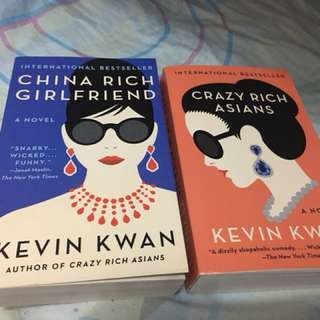 Kevin Kwan Crazy Rich Asians and China Rich Girlfriend