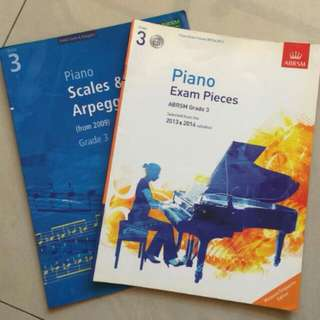 ABRSM Grade 3 Books