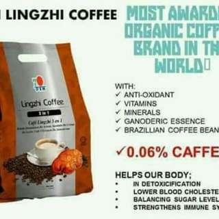 Lingzhi Coffee Classic 20's bag,( Code no: 065235655 )