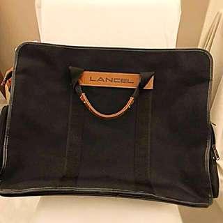 Lancel Travel Document Bag