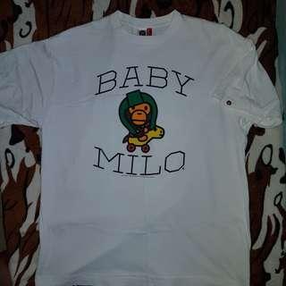 Baby Milo by BAPE shirt