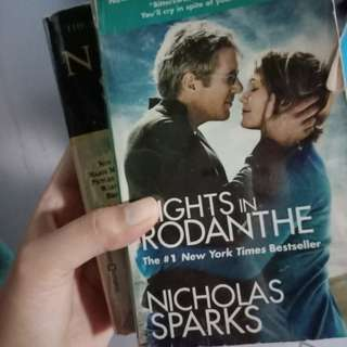 Nicholas Sparks' Nights in Rodanthe and Message in a Bottle