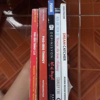 PSICOM bundle of books