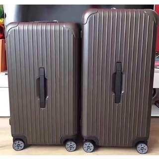 PC拉鏈加厚運動版sport行李箱大冰箱同款