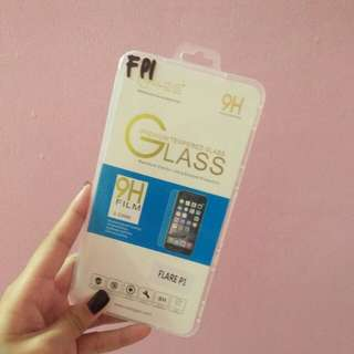 Flare P1 Tempered Glass