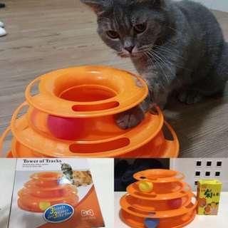 三層貓玩具