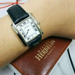 Jam Tangan Michel Herbelin Watch Authentic