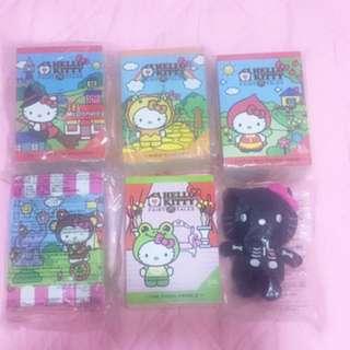 Hello Kitty - $2 each