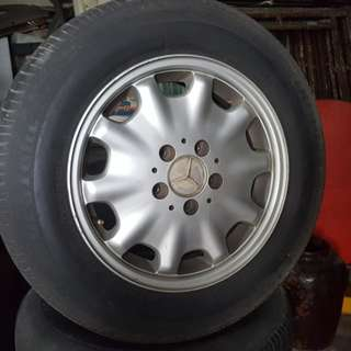 mercedes ori sport rim for sale pls call 0127727776