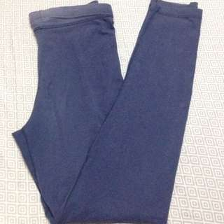 Adidas sports cotton leggings small