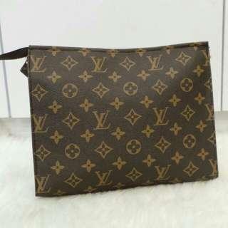 Louis Vuitton Unisex Clutch Bag