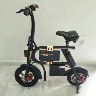 E-scooter Inmotion P1F