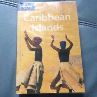 lonely Planet Caribbean Island guide