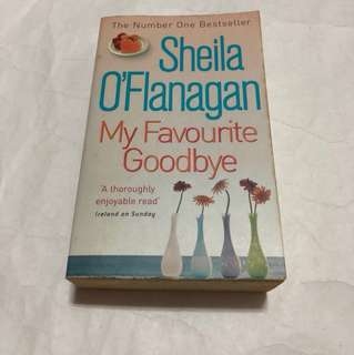 My Favourite Goodbye (Sheila O'flanagan)