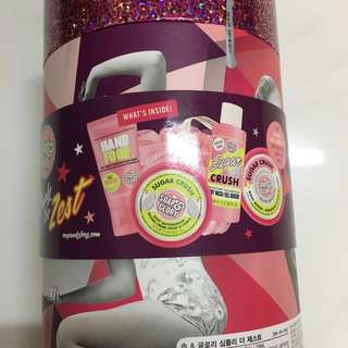 Soap & Glory, Simply The Zest