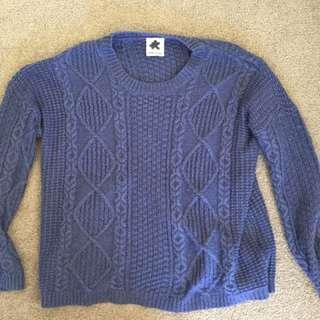 subtitled general pants knit