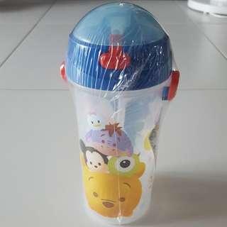 Tsum Tsum Straw Waterbottle