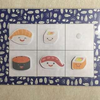 DIY Advanced Memory Game - 🍣 sushi 🍣