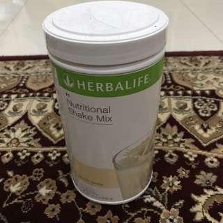 Herbalife Shake Vanilla