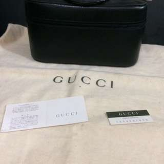 Authentic Gucci make up kit