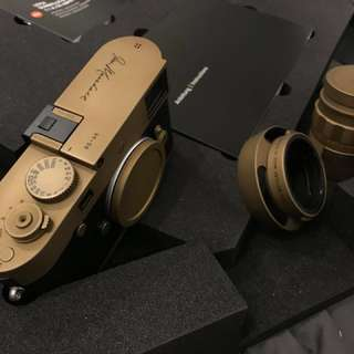 Leica Limited Edition Jim Marshall
