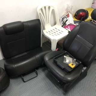 Seat Myvi Leather SE01
