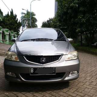 honda city vtec 2008 AT