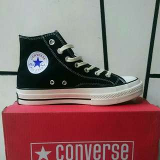Converse CT 70s Hi Black/white