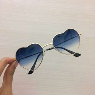 Kacamata Hati - BLUE