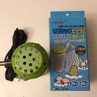 寵物暖燈(40w ,適合鳥類及爬蟲類寵物使用)