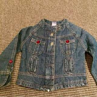 Never Been Used Denim Jacket
