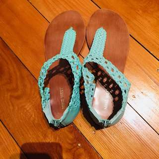 NINE WEST Sandals (Hardly used)