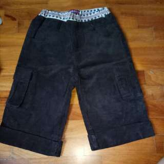 Corduroy pants (new)