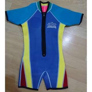 Preloved Kids wetsuit
