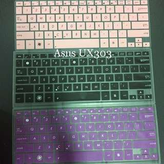 Ready Stock: Asus UX303 (5) keyboard protector