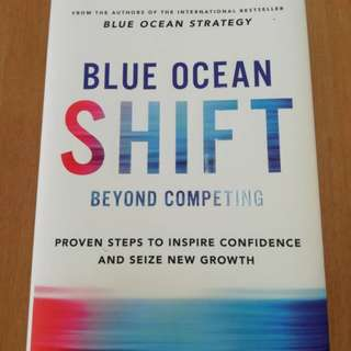 Blue Ocean Shift : Beyond Competing