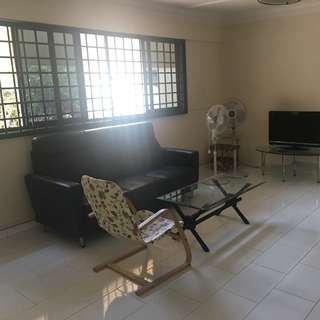 Hougang 340 $790 Master Room (No Owner!!Freedom!!)