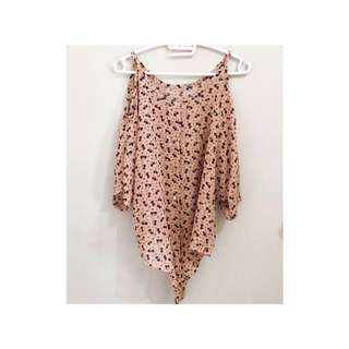 Pre loved Cat blouse for 100php!
