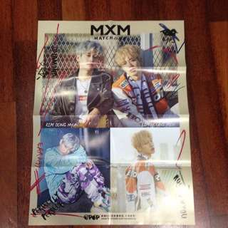 MXM unofficial poster