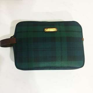 Polo Ralph Lauren Leather Pouch